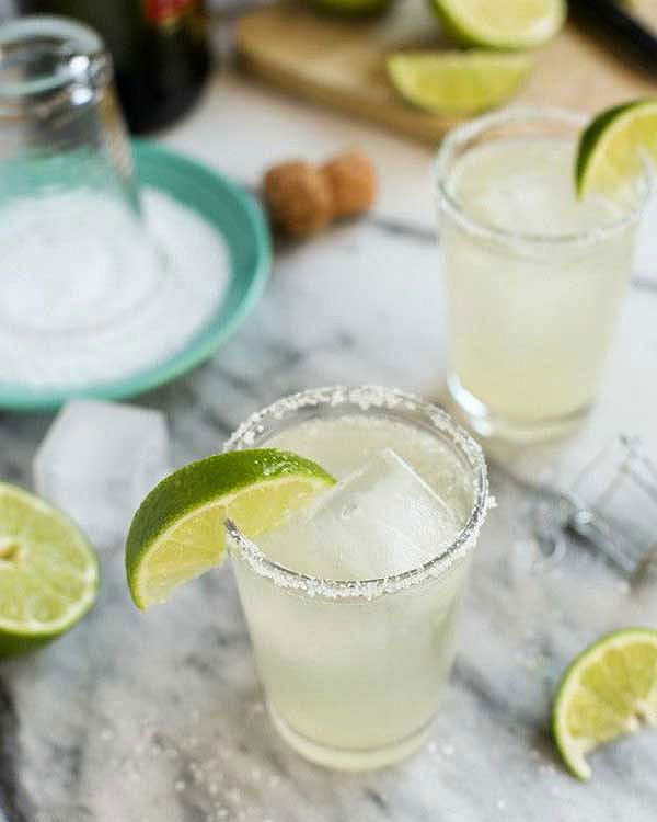 Prosecco Margaritas