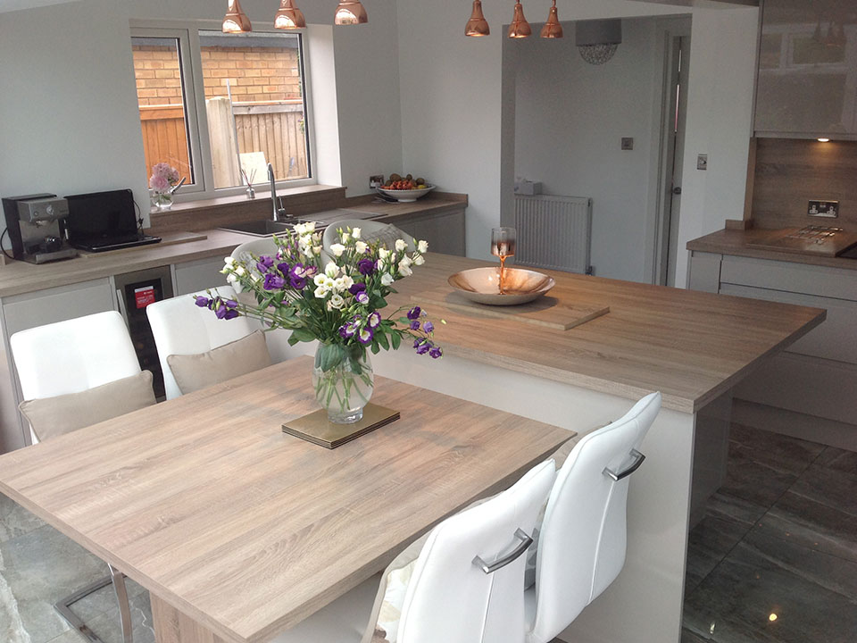 German Designer Kitchens Preston English Burbidge Kitchens KAM